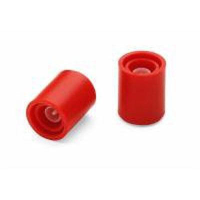Tamper Evident Oral Dispenser Cap, Red