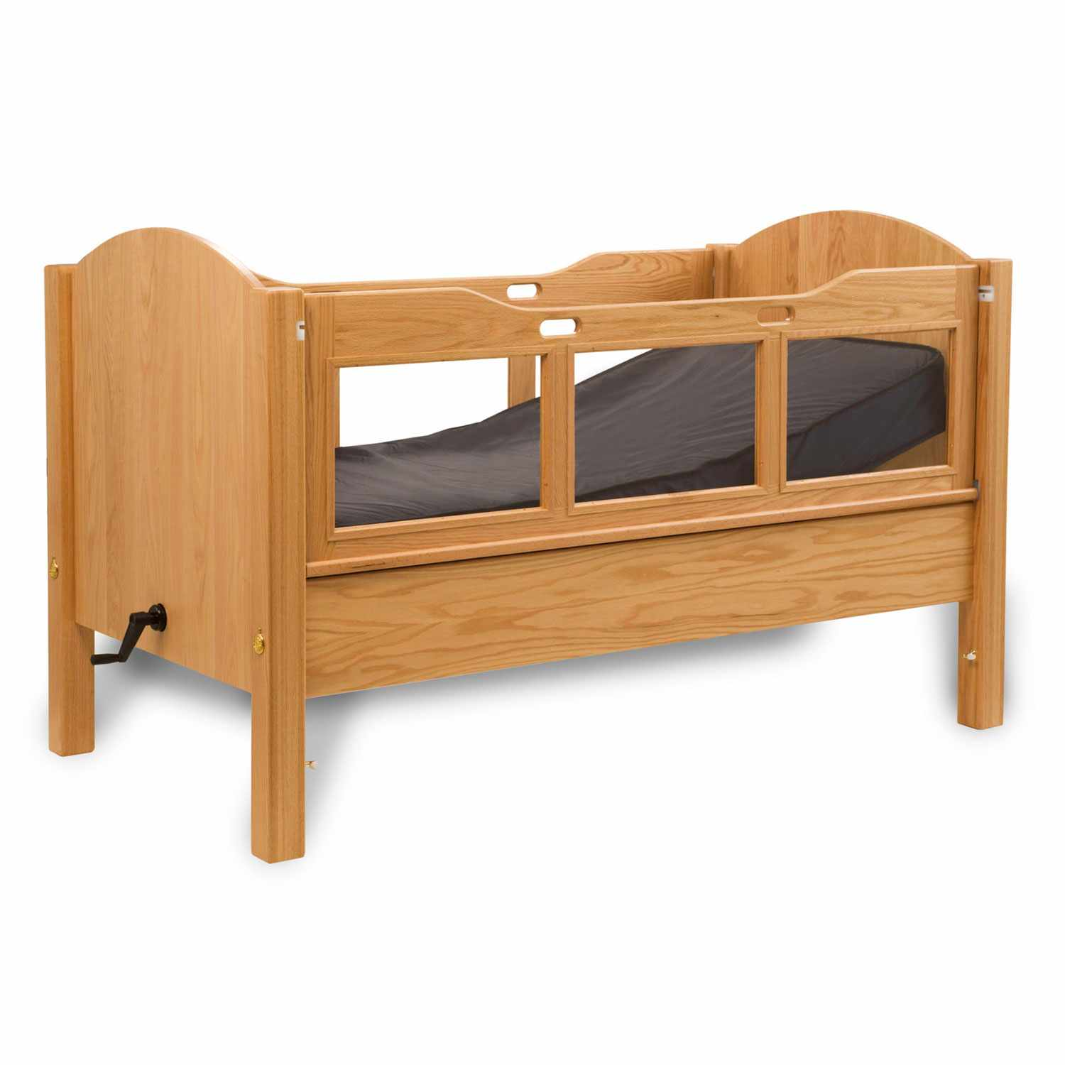 Dream series manual adjustable head, twin size bed