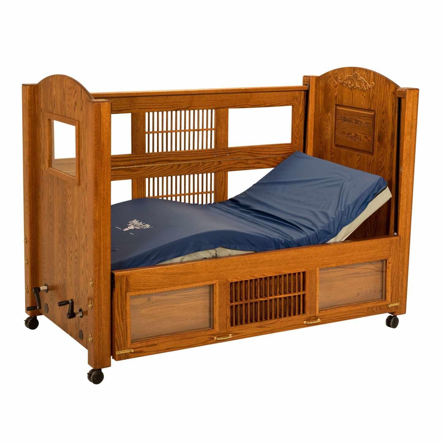 Dream series manual adjustable bed
