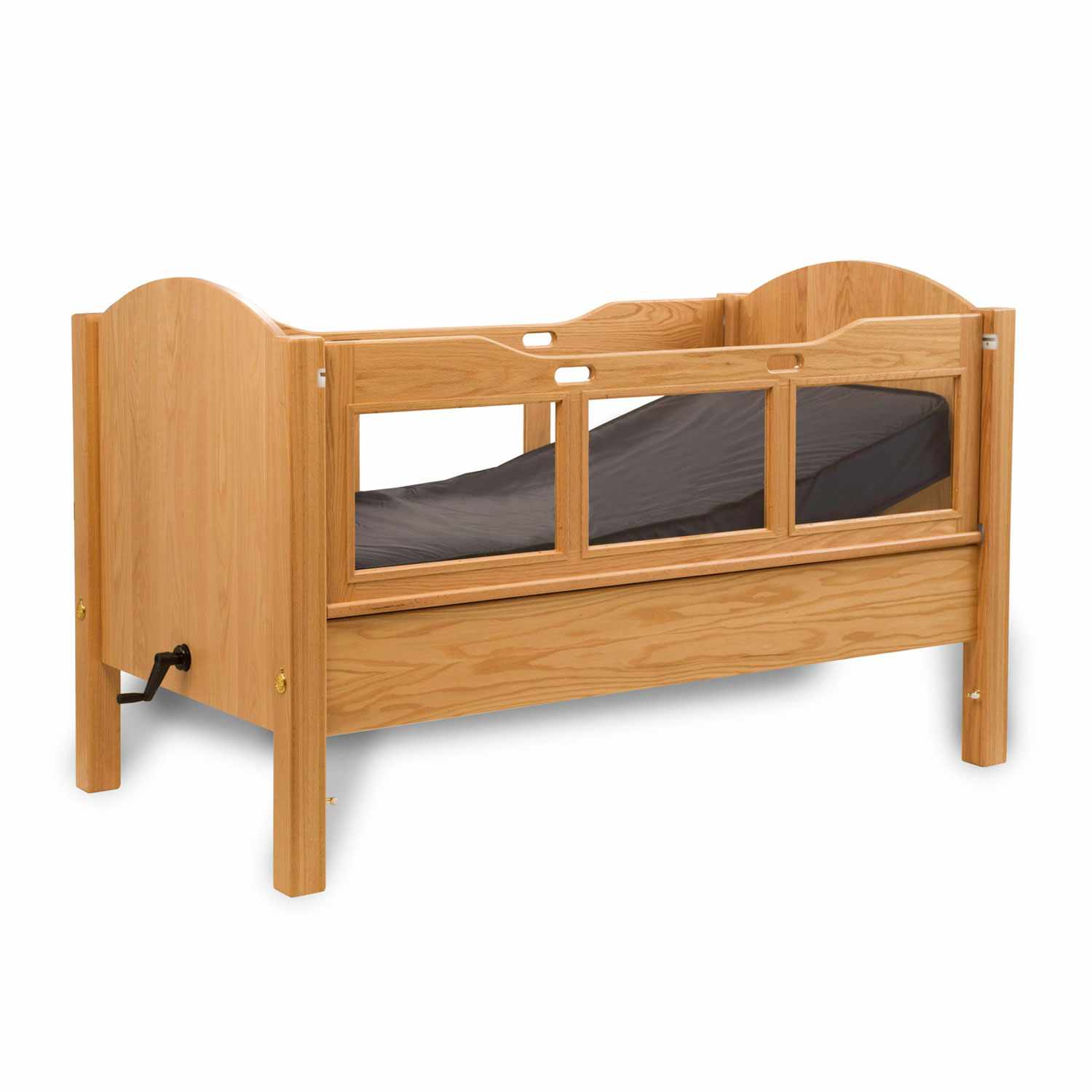 Dream series full articulation, hi lo, electric twin size bed