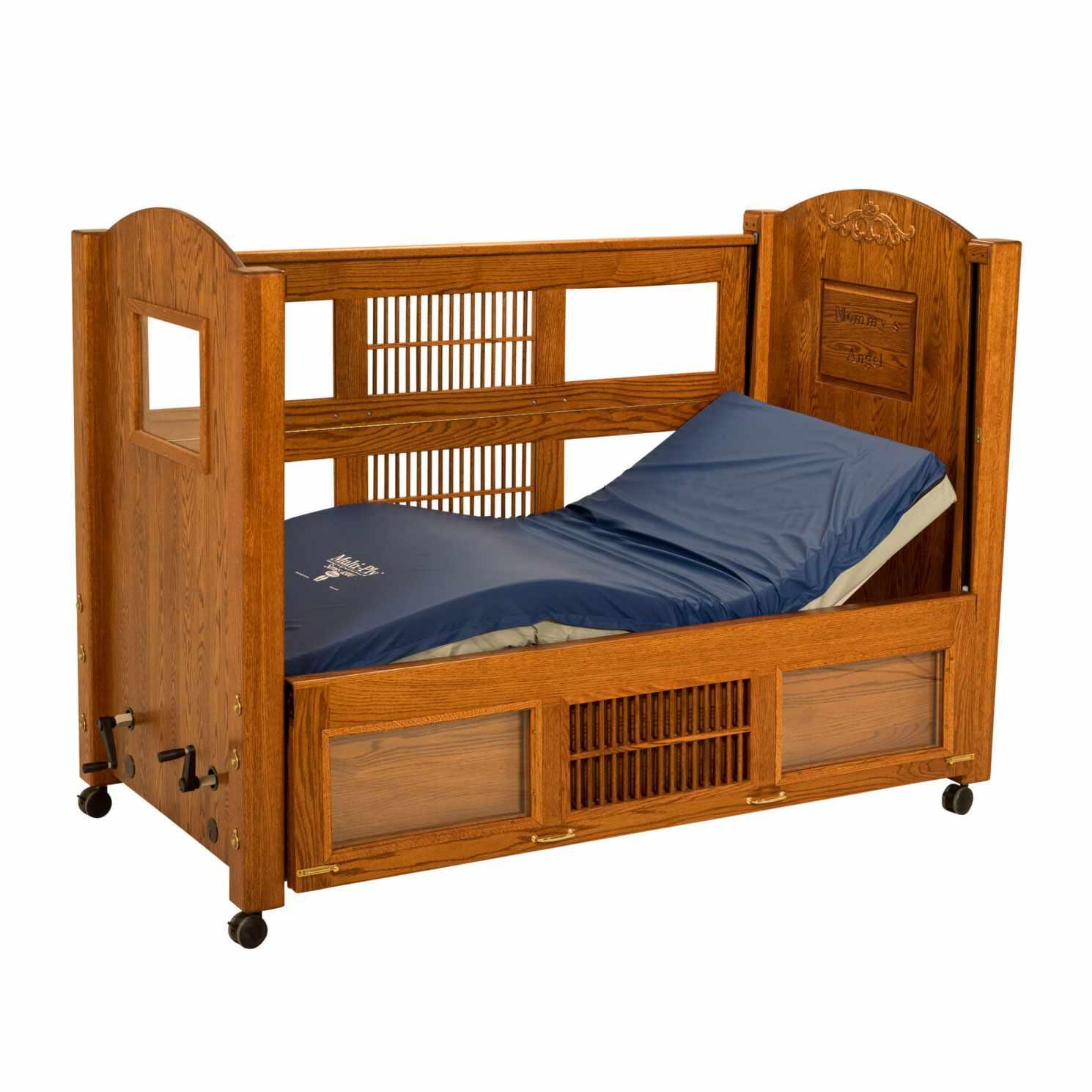 Dream series full articulation, hi lo, electric bed