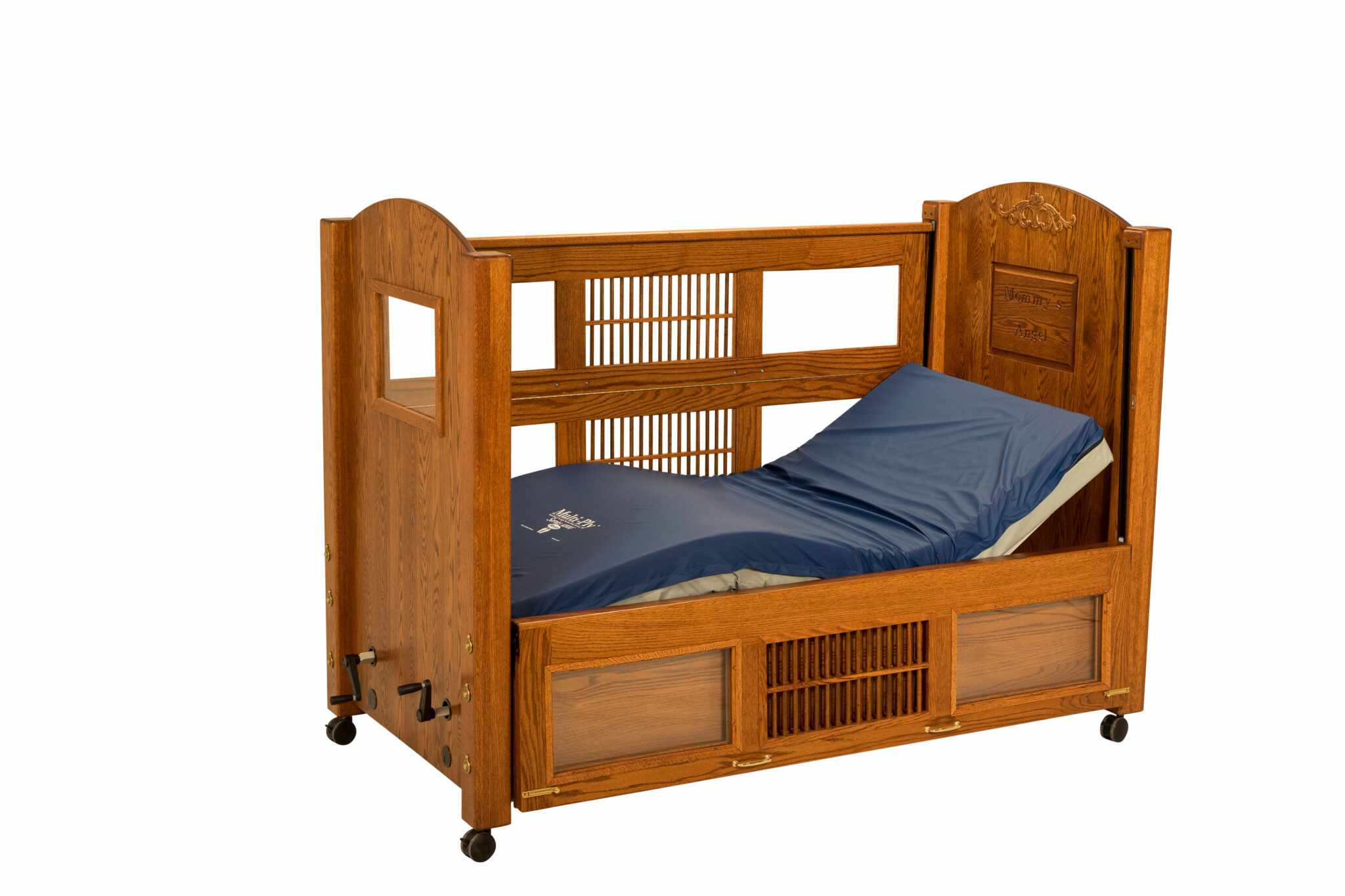 Dream series fixed surface bed