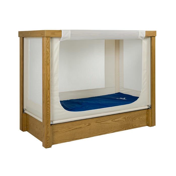 Haven Series bed