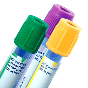 Becton Dickinson Vacutainer Sterile Tube 10ml