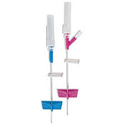 BD Saf-T-Intima Closed IV Catheter