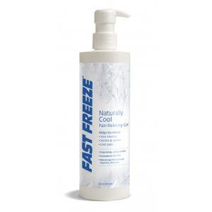 Bell-Horn Fast-Freeze Gel with Pump, 16 oz.