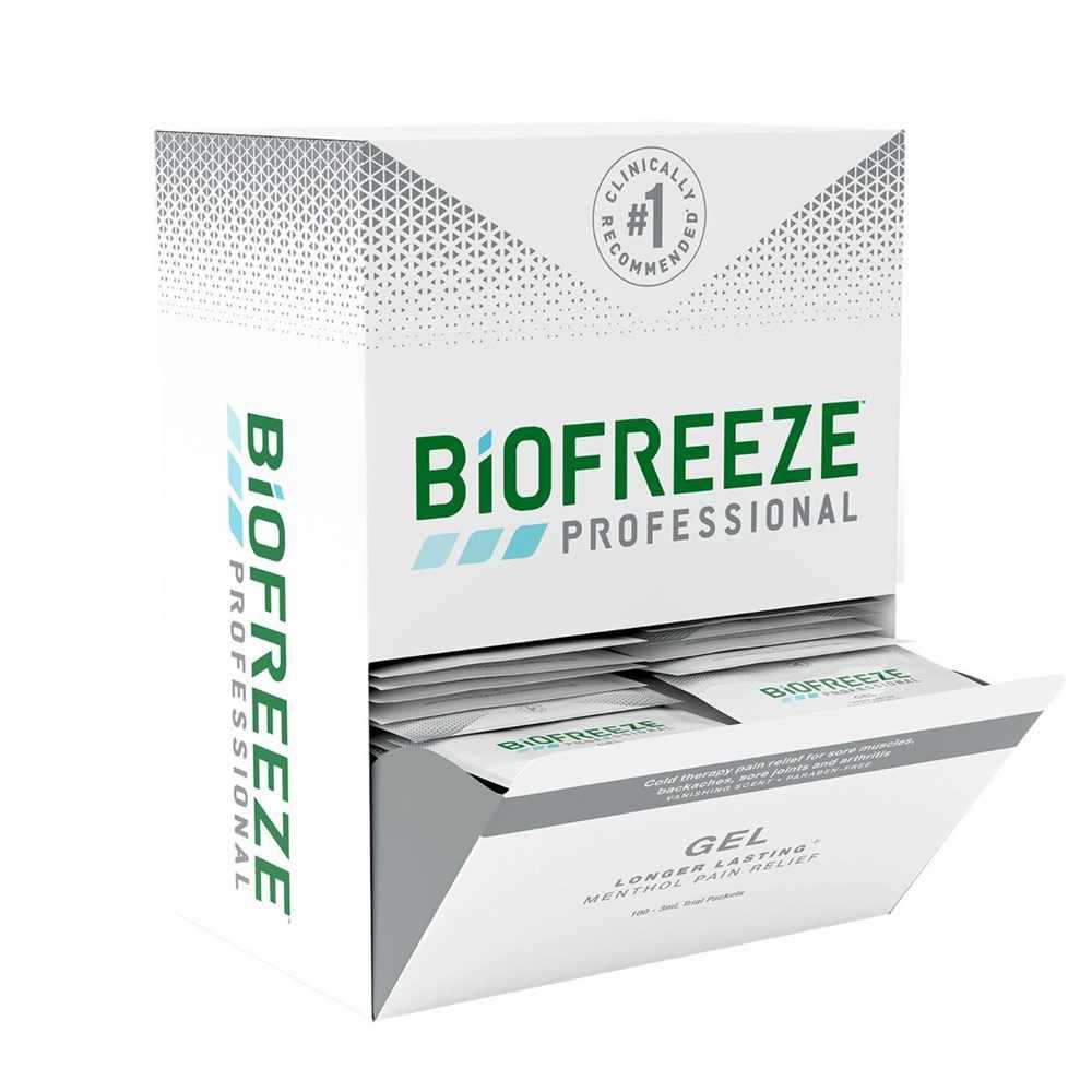 Biofreeze Professional Pain Reliever 3 mL Original Green