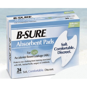 Birchwood Heavy Absorbency Disposable Incontinence Liner, Unisex