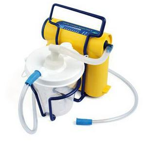Bound Laerdal Compact Suction Unit 800mL Canister