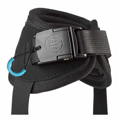 Bodypoint Ankle Huggers Side Release Buckle With Adjustable Mounting (Pair)