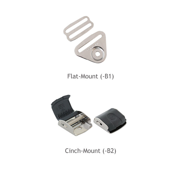 Bodypoint mounting hardware