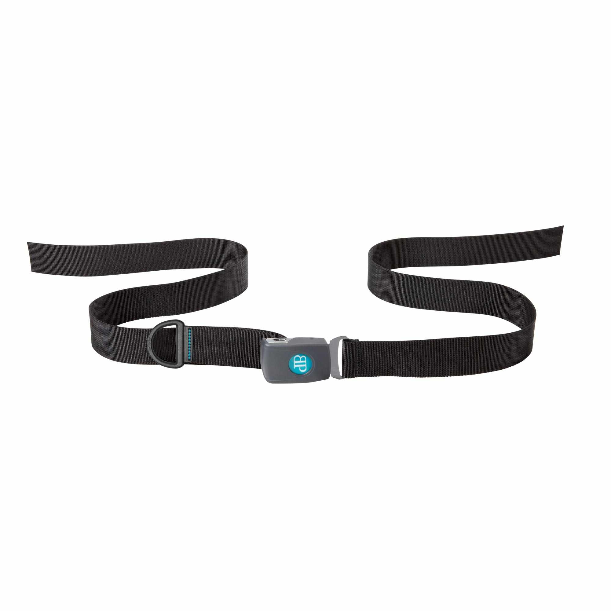 Bodypoint center-pull two point non-padded hip belt with push button buckle
