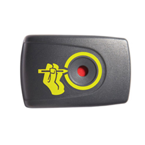Bodypoint push button buckle covers