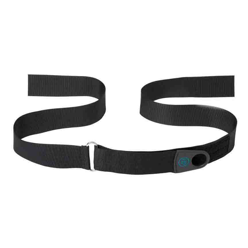 """Bodypoint chest belt with 2"""" hook and loop closure"""