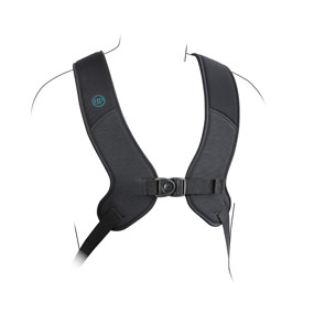 Bodypoint PivotFit standard rear-pull shoulder harness