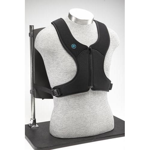 Bodypoint Stayflex standard zippered chest support