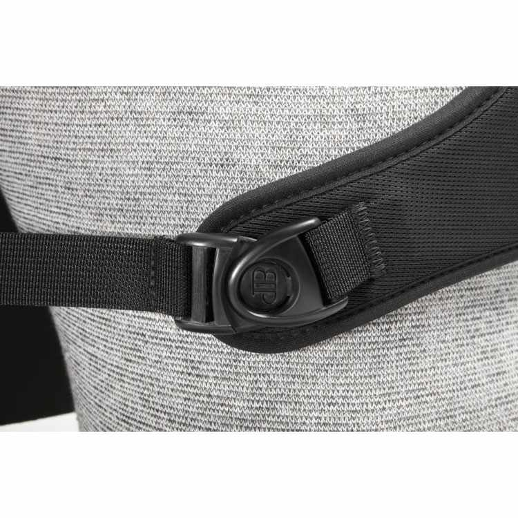 Bodypoint Stayflex chest support - Swivel buckle on lower strap