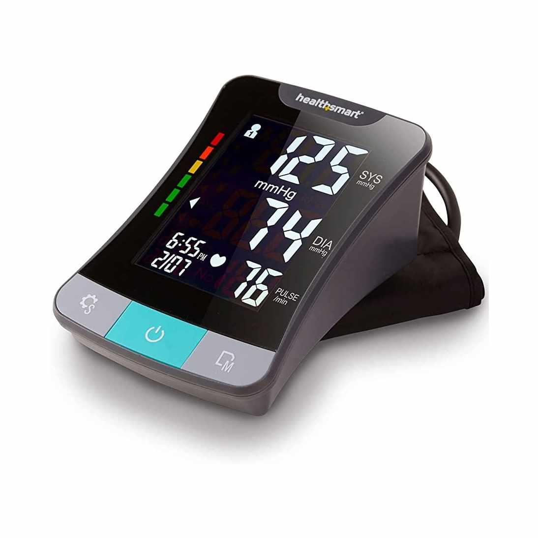 HealthSmart Premium Talking Digital Wrist Blood Pressure Monitor