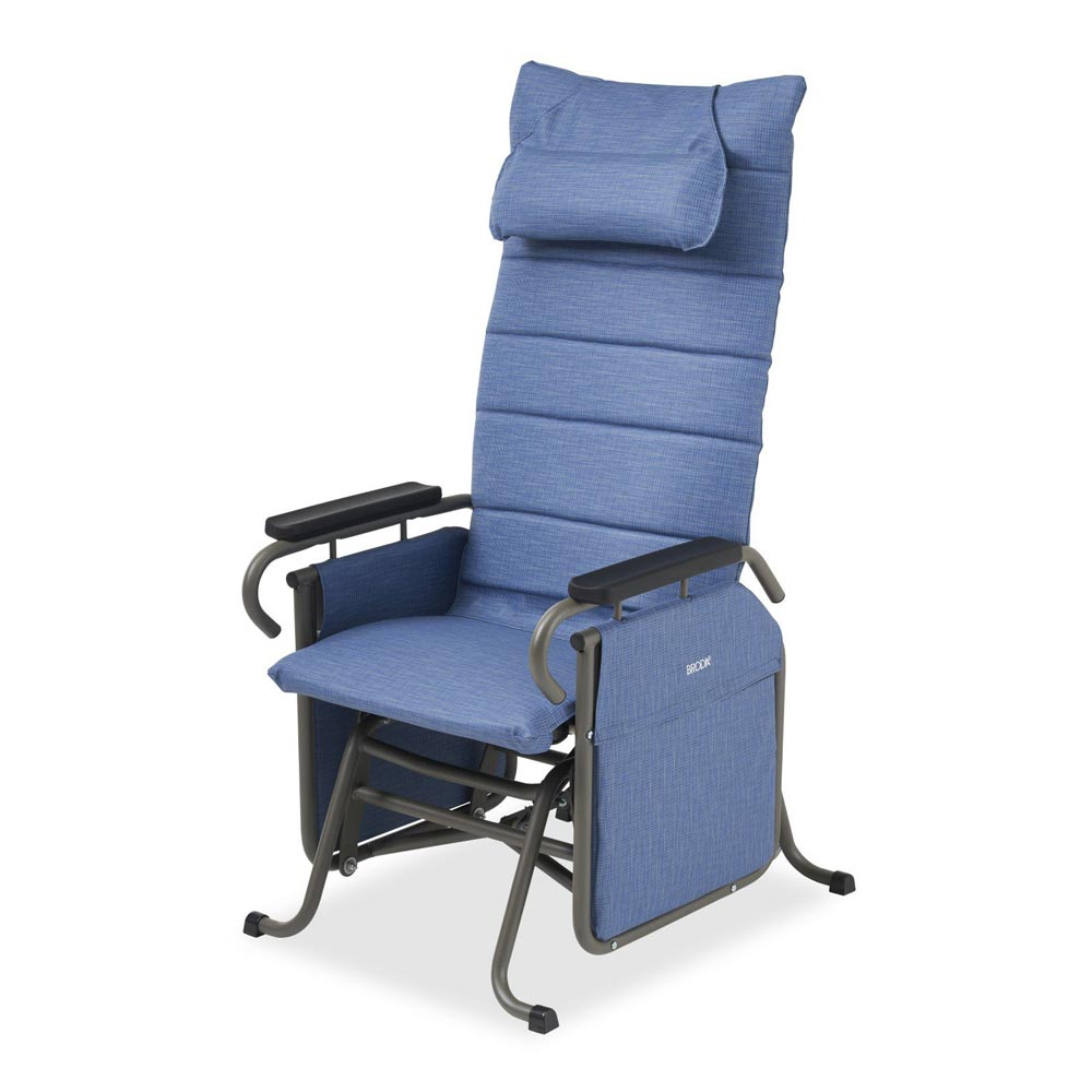 Broda 100 Tranquille auto-locking glider geri chair