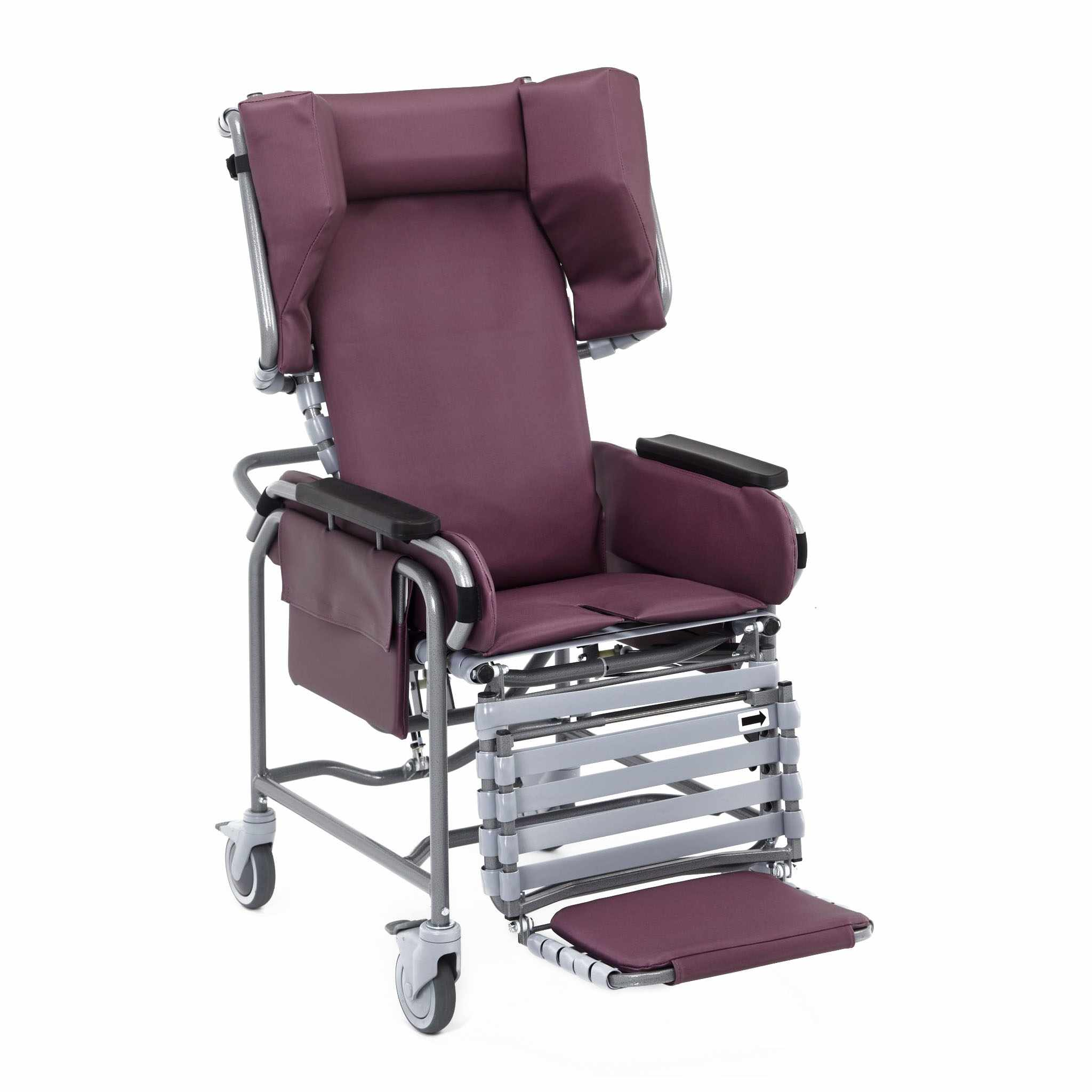 Broda 30VT Centric tilt semi recliner chair