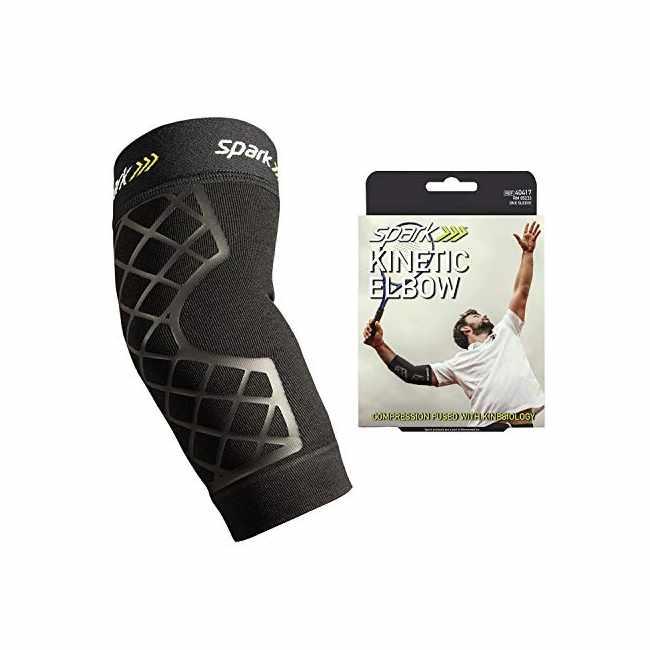 Brownmed Spark Kinetic Elbow Sleeve, Large