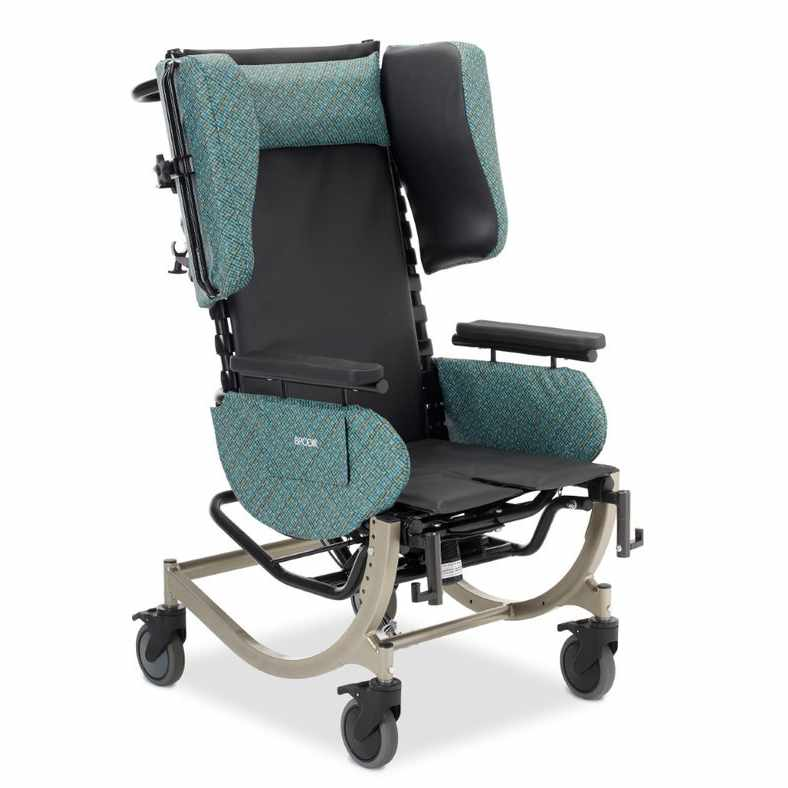 Broda Encore Pedal Rocker Chair - Inclination Lake