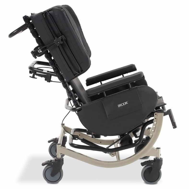 Broda Encore Pedal Rocker Wheelchair | Medicaleshop.
