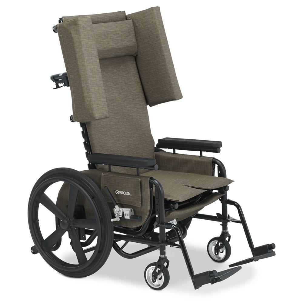 Broda 48R Latitude Pedal Rocker Geri Chair
