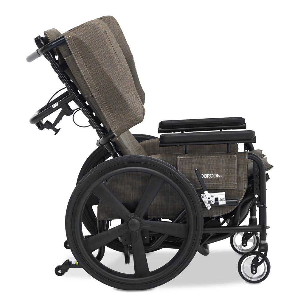 Broda 48R Latitude Pedal Rocker Chair