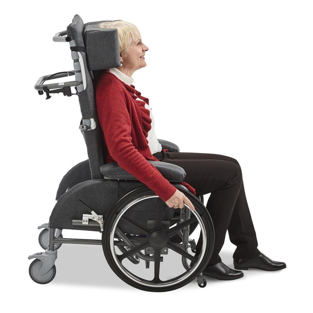 Broda Latitude Pedal Wheelchair