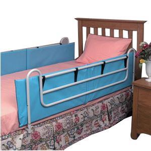 DMI Vinyl Bed Rail Cushion, 60 Inch x 15 Inch x 1/2 Inch