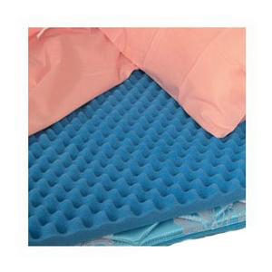 """Mabis DMI Hospital Bed Size Convoluted Bed Pad 33"""" x 72"""" x 4"""""""