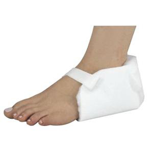 Briggs DMI Heel Protector with One Strap, White