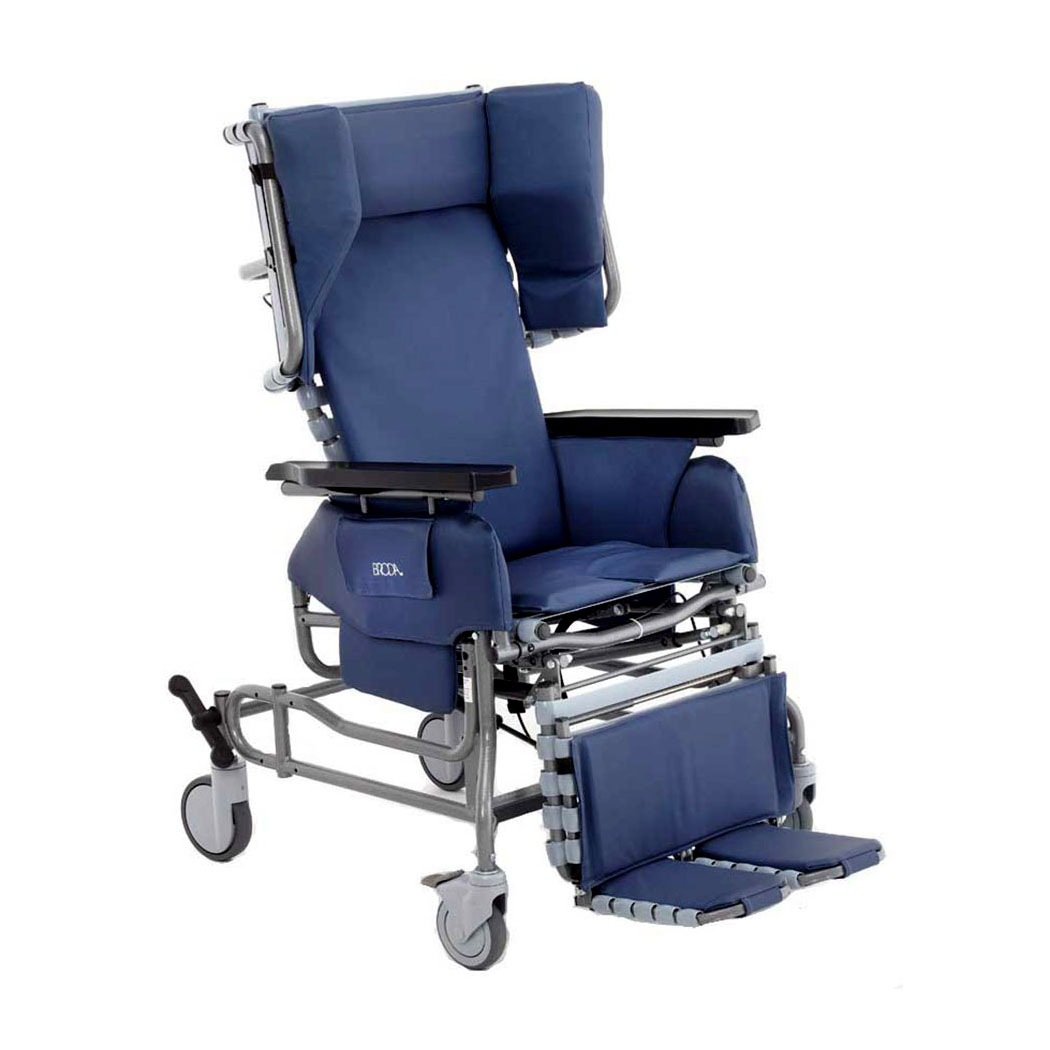 Broda 85V Elite tilt positioning chair