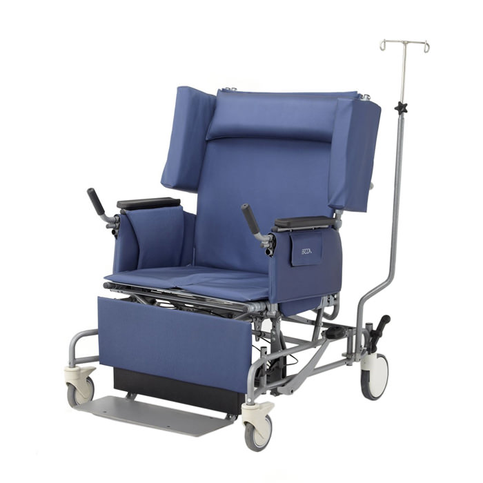 Broda Vanguard bariatric tilt recliner, model 985