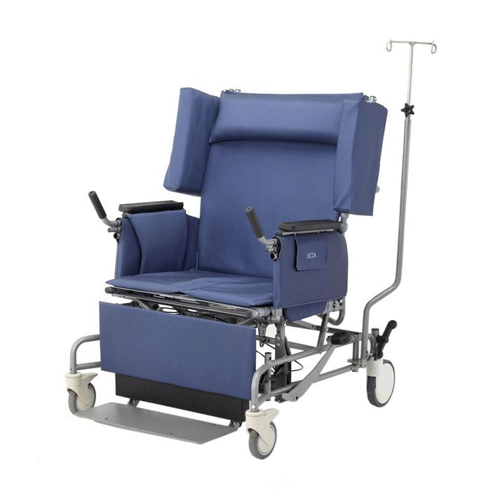 Broda Vanguard bariatric tilt recliner, model 985