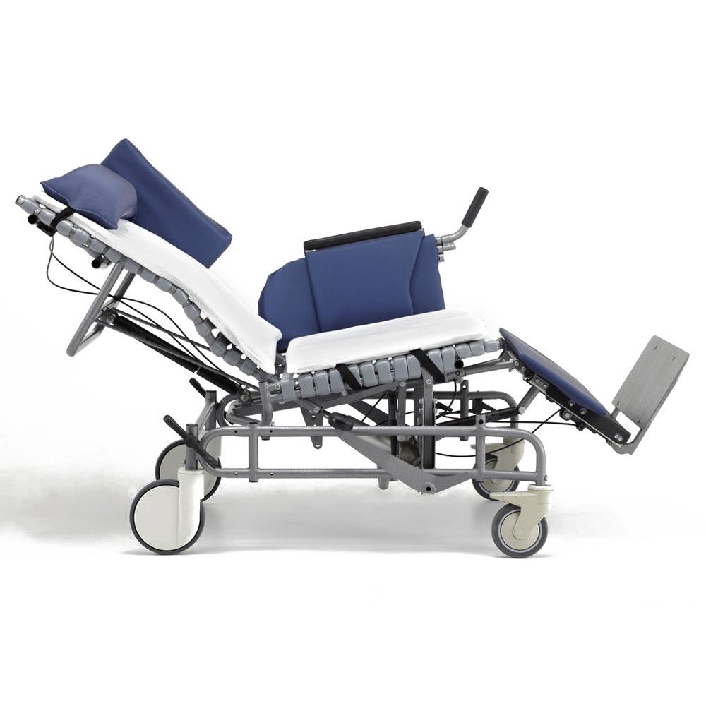 Broda Vanguard Bariatric Wheelchair | Medicaleshop
