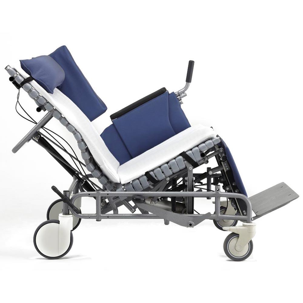 Broda Vanguard Bariatric Wheelchair | Broda Seating