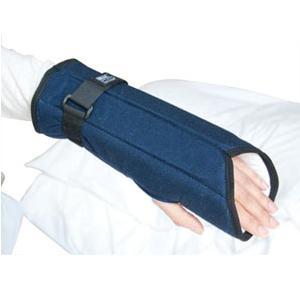 IMAK SmartGlove PM Wrist Splint Cotton Wrist Hand Blue / Black Universal