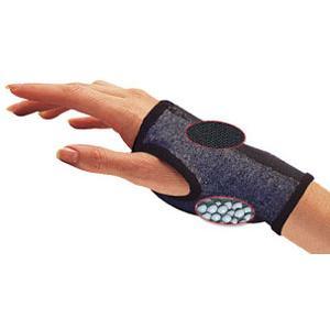 IMAK RSI Fingerless Computer Glove One Size Fits Most Cotton/Lycra