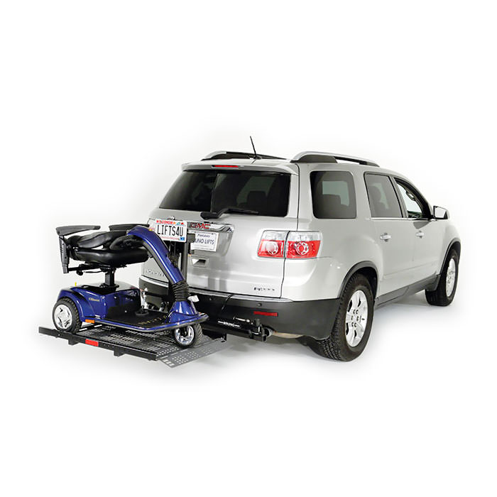 Bruno ASL-225 Out-Sider Micro vehicle lift