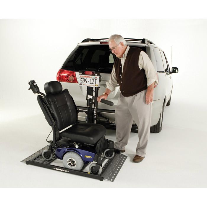 Bruno ASL-225 Micro vehicle lift