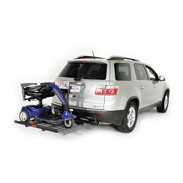 Bruno ASL-250 Out-Sider meridian scooter platform lift