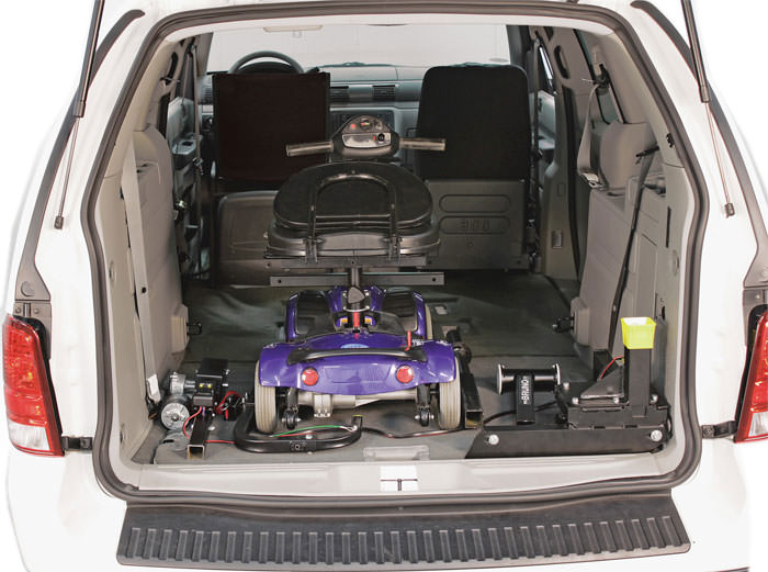 Bruno ASL-325 vehicle lift