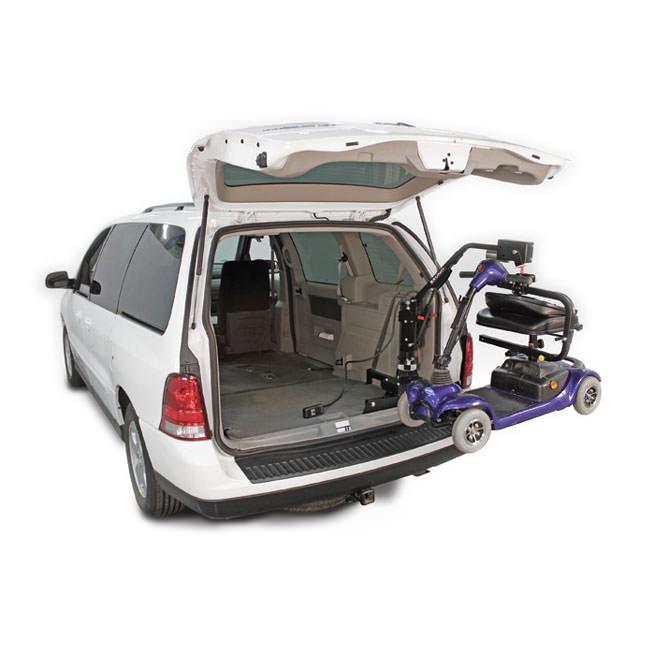 AWL-150 vehicle lifter