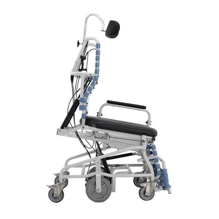 Broda Revive bariatric anterior tilt shower commode chair
