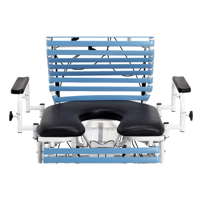 Broda bariatric revive 4-way stretch padded commode seat