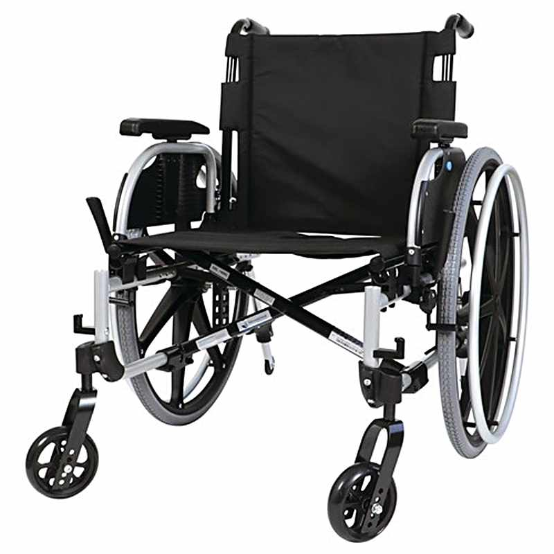 Travrsa Ikon 40 Ultra Lightweight Folding Wheelchair