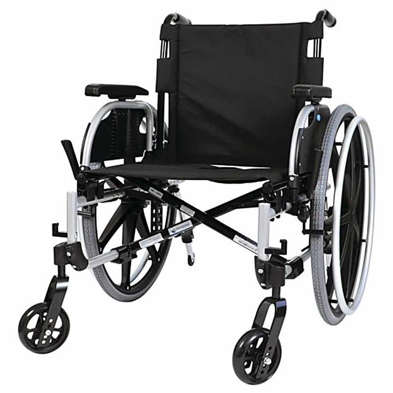 Travrsa Ikon 40 Ultra Lightweight Folding Wheelchair