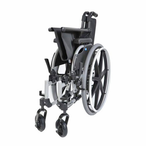 Travrsa IKON 40 Manual Ultralightweight Wheelchair